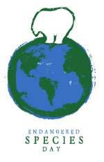 Endangered Species Day logo 2012