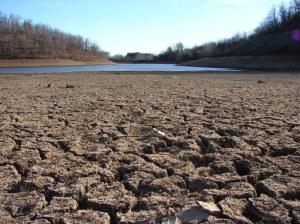 California Drought 2009 NOAA