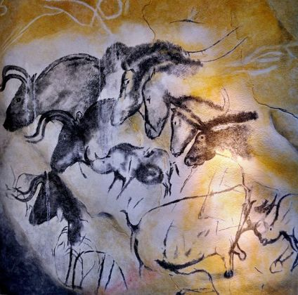 If prehistoric cave art are any indication, there did seem to be a lot more wildlife then, than there is now.
